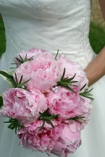 Wedding Bouquet - Peonies From �75.00